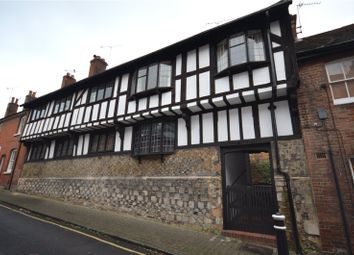 Thumbnail 3 bed flat to rent in Tudor House, St. Johns Street, Winchester, Hampshire