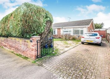 Thumbnail 3 bed bungalow to rent in Broad Road, Lowestoft
