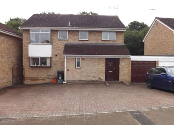 Thumbnail 5 bed link-detached house for sale in Bodiam Drive, West Swindon, Swindon, Wiltshire