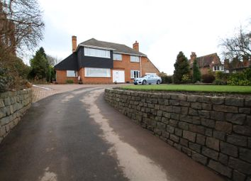 Thumbnail 3 bed detached house for sale in Ashby Road, Bretby, Burton-On-Trent