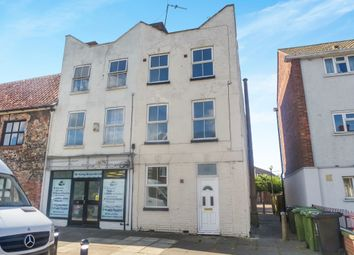 Thumbnail 4 bed end terrace house for sale in Nottingham Way, Great Yarmouth