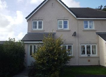 Thumbnail 3 bed semi-detached house to rent in 34 Monument Way, Lund Farm, Ulverston