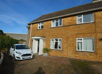 Thumbnail 3 bed semi-detached house for sale in Milton Crescent, Weymouth