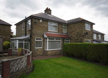 Thumbnail 2 bed semi-detached house for sale in Paddock Lane, Norton Tower, Halifax