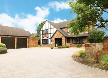 Thumbnail 4 bed detached house for sale in Alder Close, Hollywood, Birmingham