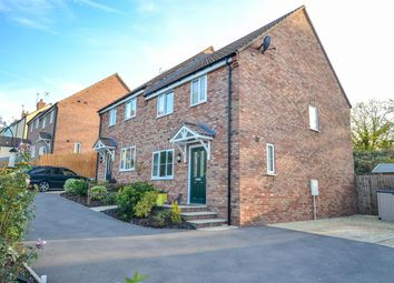 Thumbnail 3 bed semi-detached house for sale in Chapel Hill, Newport, Berkeley