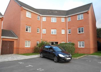 Thumbnail 2 bed flat for sale in Norris House, Blount Close, Crewe, Cheshire
