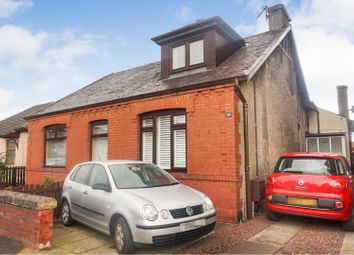 Thumbnail 2 bed semi-detached house for sale in North Road, Bellshill