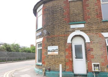 Thumbnail 2 bed end terrace house to rent in Station Road, Strood