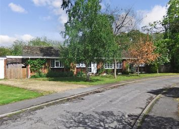 Thumbnail 5 bed bungalow for sale in Burley Close, Loxwood, West Sussex