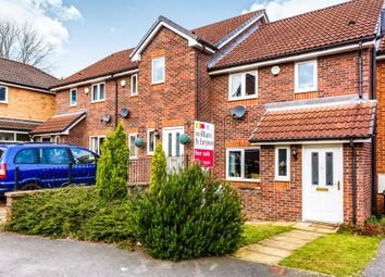 Thumbnail 3 bedroom town house for sale in Haverhill Grove, Wombwell, Barnsley