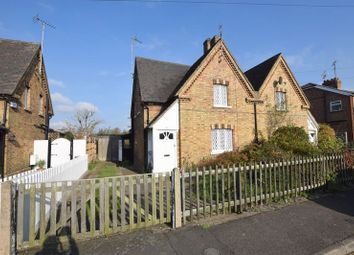 Thumbnail 3 bed cottage for sale in Mill Road, Water Eaton, Milton Keynes