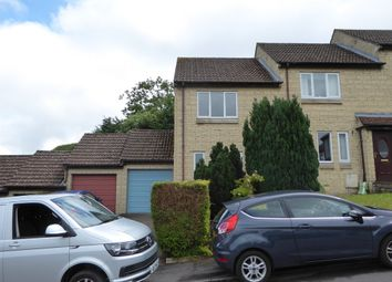 Thumbnail 2 bed terraced house to rent in Parry Close, Bath