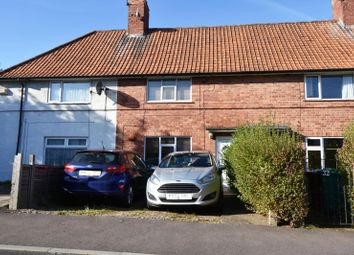 Thumbnail 2 bed terraced house for sale in Manton Crescent, Beeston