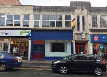 Thumbnail Retail premises to let in 19 Stafford Street, Hanley, Stoke-On-Trent, Staffordshire