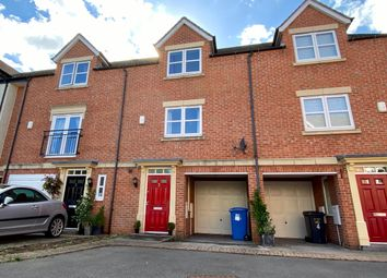 Thumbnail 3 bed town house for sale in New Orchard Place, Mickleover, Derby