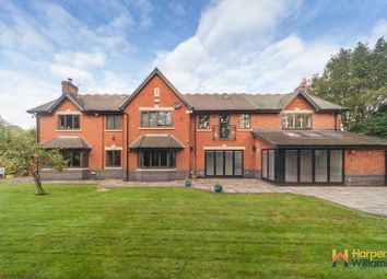 Thumbnail 5 bed detached house for sale in Ivy Farm Gardens, Culcheth, Warrington