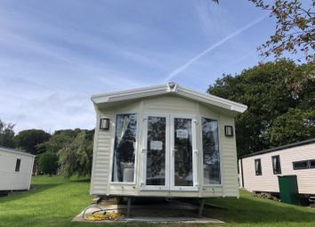 Thumbnail 3 bed lodge for sale in Berthlwyd Hall Holiday Park, Conwy