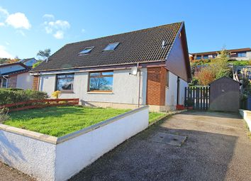 Thumbnail 3 bed semi-detached house for sale in Scorguie Drive, Inverness