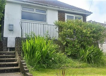Thumbnail 3 bed detached bungalow to rent in Westfield Avenue South, Saltdean, Brighton