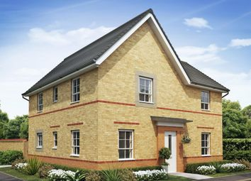 "Thumbnail 4 bed detached house for sale in ""Alderney"" at Llantarnam Road, Llantarnam, Cwmbran"