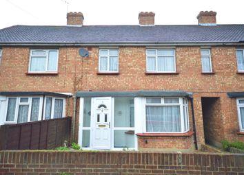 Thumbnail 3 bed terraced house to rent in Alkerden Lane, Swanscombe