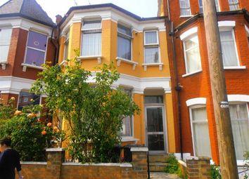 Thumbnail 3 bed flat to rent in Seymour Road, Haringey, Turnpike Lane, London