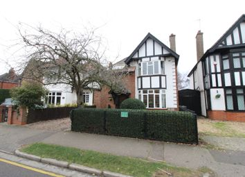 Thumbnail 3 bed detached house for sale in Westwood Park Road, Peterborough
