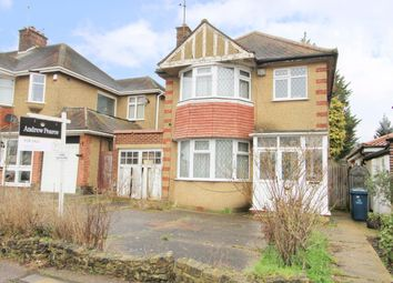 3 bed detached house for sale in Northumberland Road, North Harrow, Harrow HA2