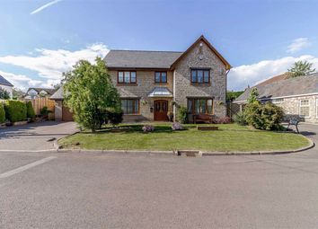 Thumbnail 5 bed detached house for sale in West End, Magor, Caldicot, Monmouthshire