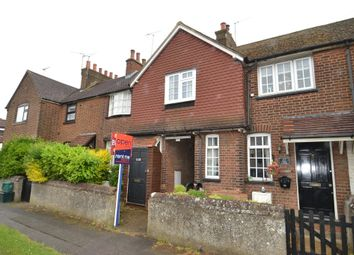 Thumbnail 3 bedroom terraced house to rent in Radlett Road, Frogmore, St. Albans
