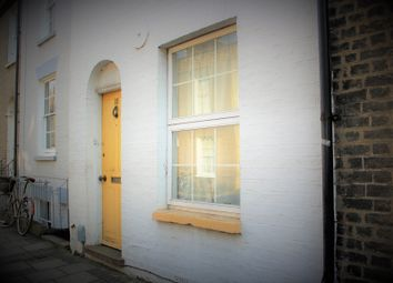 Thumbnail 2 bed terraced house to rent in Earl Street, Cambridge