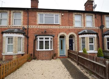 Thumbnail 2 bed terraced house to rent in Hemdean Road, Caversham, Reading