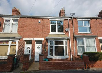 Thumbnail 2 bed terraced house to rent in Norman Terrace, High Pittington, Durham