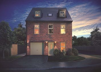 Thumbnail 5 bed detached house for sale in Palermo High Street, Linton, Swadlincote