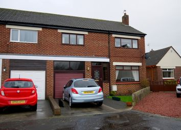 Thumbnail 3 bed terraced house for sale in Ryelands, Prestwick