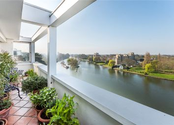 Thumbnail 3 bed flat for sale in York Court, Albany Park Road, Kingston Upon Thames