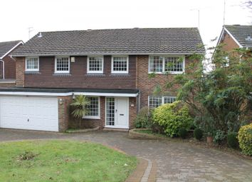 Thumbnail 4 bed detached house to rent in Longlands, Broadwater, Worthing