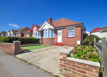 Thumbnail 2 bedroom semi-detached bungalow to rent in Newington Road, Ramsgate