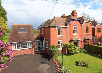 Thumbnail 4 bed semi-detached house for sale in Park Lane, Shifnal