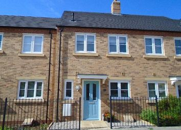 Thumbnail 2 bed terraced house for sale in Bedford, Beds