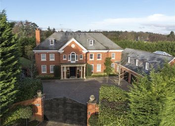 6 bed detached house for sale in Queens Drive, Oxshott, Leatherhead, Surrey KT22.