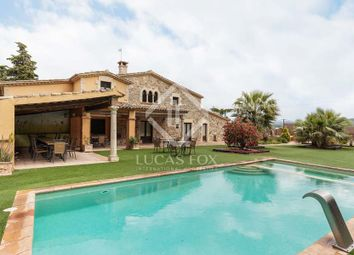 Thumbnail 8 bed country house for sale in Spain, Girona (Inland Costa Brava), Baix Empordà, Cbr6486