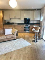Thumbnail 2 bed flat to rent in Springhead Parkway, Ebbsfleet, Kent