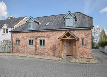 Thumbnail 2 bed detached house for sale in Hunsdon Manor Garden, Weston Under Penyard, Ross-On-Wye