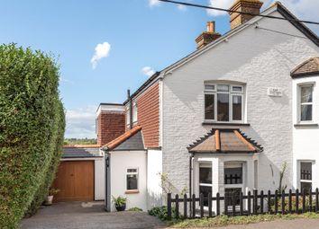 3 bed semi-detached house for sale in Oak Road, Green Street Green, Orpington, Kent BR6