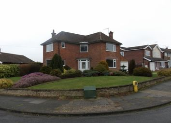 Thumbnail 3 bed detached house to rent in Loughborough Road, West Bridgford, Nottingham