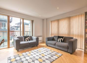 Thumbnail 2 bed flat to rent in Canal Wharf, 16 Waterfront Walk