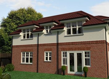 Thumbnail 1 bed flat for sale in Elgar Avenue, Berrylands, Surbiton