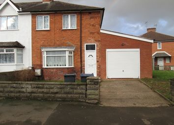 Thumbnail 3 bedroom semi-detached house to rent in York Road, Hall Green, Birmingham